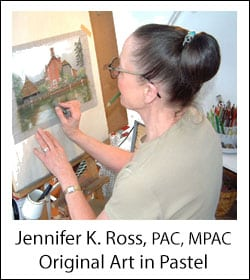 Jennifer Ross Painting