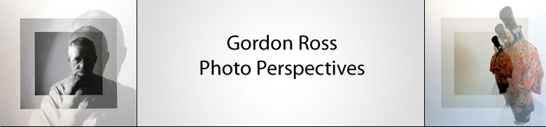 Gordon Ross: Photo Perspectives, Port Perry, Scugog Studio Tour